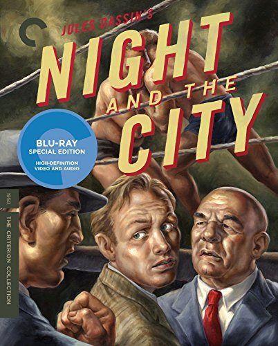 Night & The City Widmark Tierney Blu Ray Nr Criterion Collection