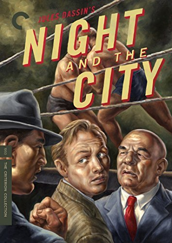 Night & The City Widmark Tierney DVD Nr Criterion Collection