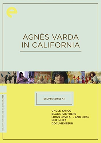 Eclipse Series 43 Agnès Varda In California Eclipse Series 43 Agnès Varda In California DVD Nr Criterion Collection