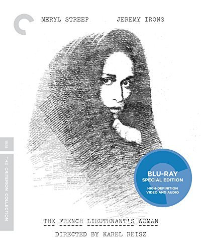 French Lieutenant's Woman French Lieutenant's Woman Blu Ray R Criterion Collection