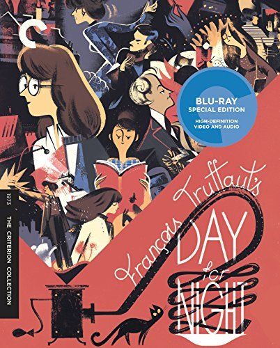 Day For Night Day For Night Blu Ray Pg Criterion Collection