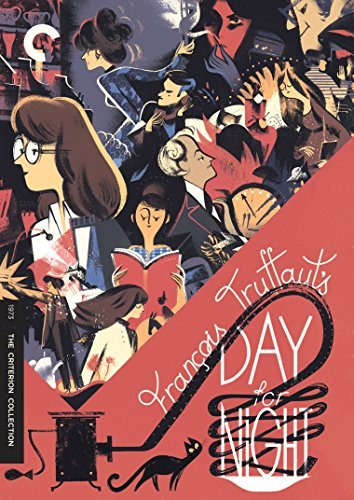 Day For Night Day For Night DVD Pg Criterion Collection