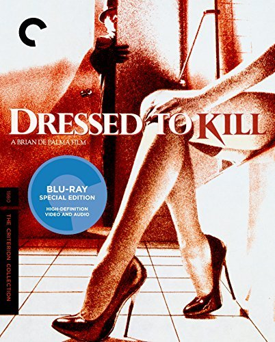 Dressed To Kill Dickinson Caine Allen Blu Ray Unrated Criterion Collection