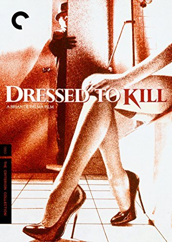 Dressed To Kill Dickinson Caine Allen DVD Unrated Criterion Collection