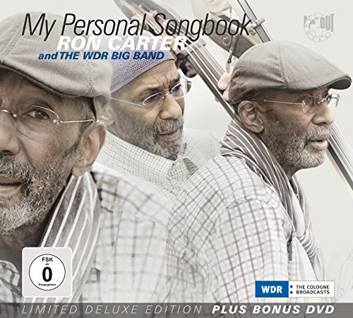 Ron Wdr Big Band Carter My Personal Songbook Incl. DVD