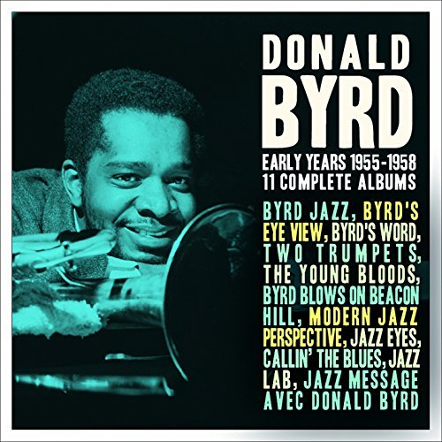 Donald Byrd Early Years 1955 1958