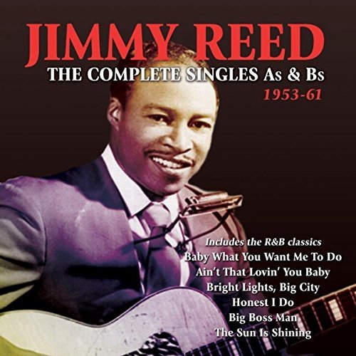 Jimmy Reed Complete Singles As & Bs 1953
