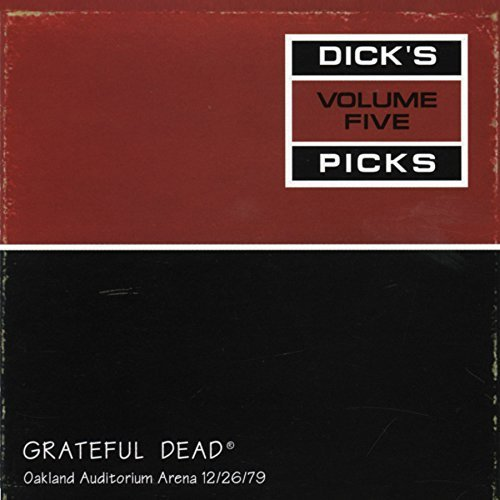 Grateful Dead Dick's Picks 5 Oakland Audito