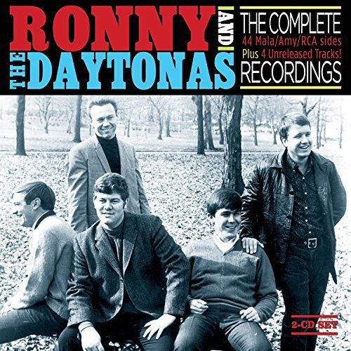 Ronny & The Daytonas Complete Recordings