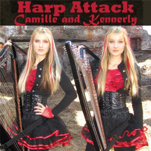 Camille & Kennerly Harp Attack