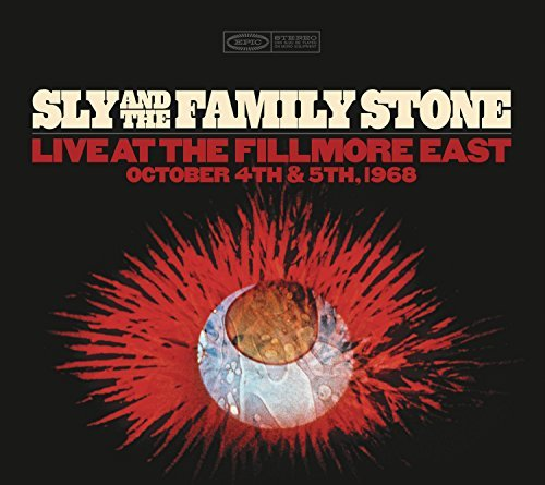 Sly & The Family Stone Live At The Fillmore East October 4th & 5th 1968