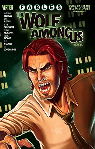 Matthew Sturges Fables The Wolf Among Us Volume 1