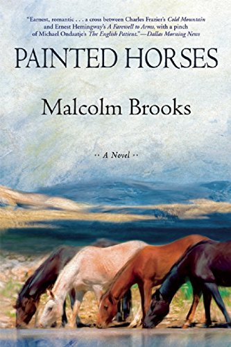 Malcolm Brooks Painted Horses
