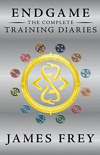 James Frey Endgame The Complete Training Diaries Volumes 1 2 And