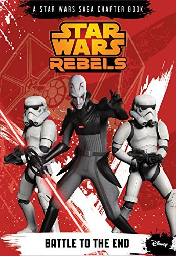 Michael Kogge Star Wars Rebels Battle To The End