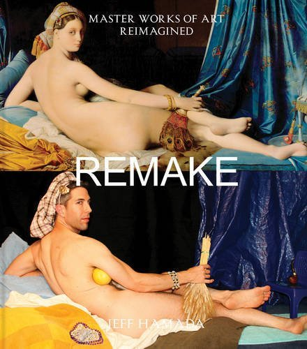Jeff Hamada Remake Master Works Of Art Reimagined