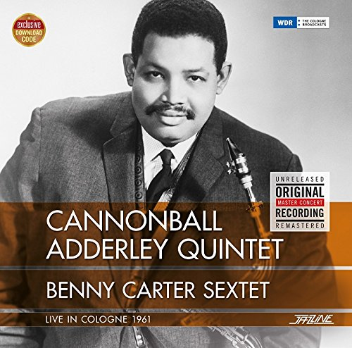 Cannonball Adderley Live In Cologne 1961