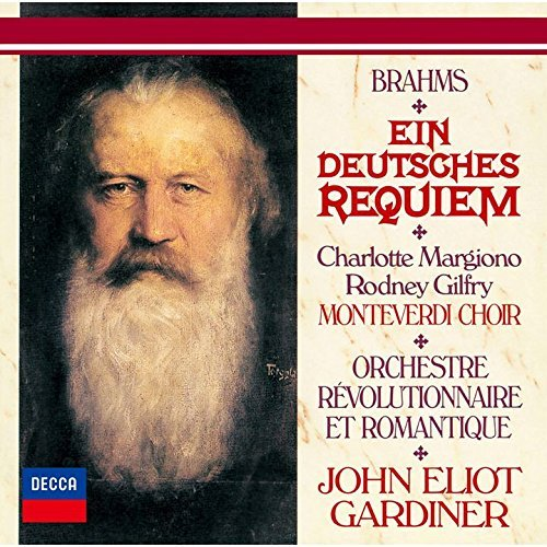 John Eliot Gardiner Brahms Ein Deutsches Requiem Import Jpn