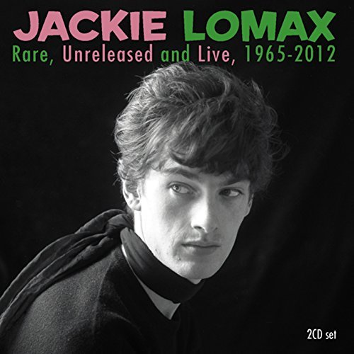 Jackie Lomax Rare Unreleased & Live 1965 12 Import Gbr 2 CD