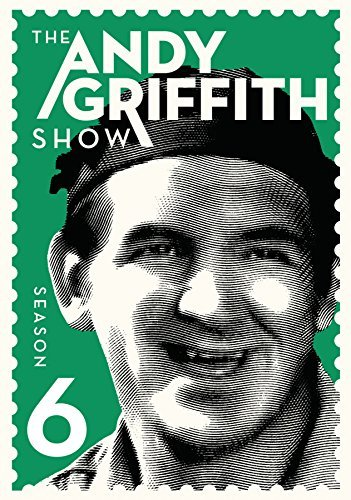 Andy Griffith Show Season 6 DVD