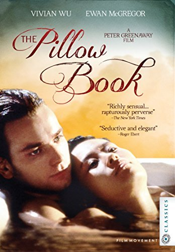 Pillow Book Wu Mcgregor DVD Nr