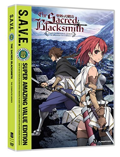 Sacred Blacksmith Complete Series DVD