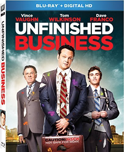 Unfinished Business Unfinished Business