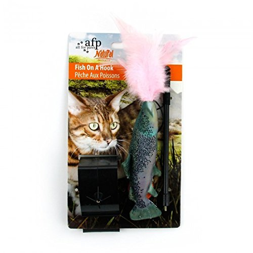 Afp Cat Natural Hanger Fish