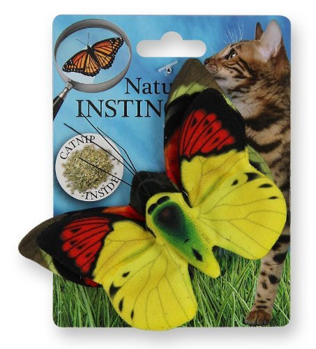 Afp Cat Natural Butterflies 2p