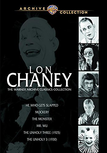 Lon Chaney Wac Classics Collec Lon Chaney Wac Classics Collec
