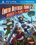 Playstation Vita Earth Defense Force 2 Invaders From Planet Space