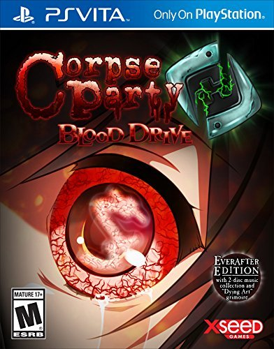 Playstation Vita Corpse Party Blood Drive Everafter Edition