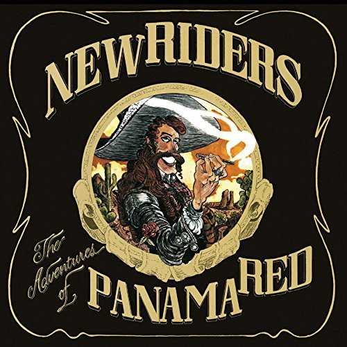 New Riders Of The Purple Sage Adventures Of Panama Red