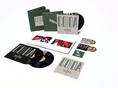 Led Zeppelin Coda (super Deluxe Edition Box) Coda (super Deluxe Edition Box)