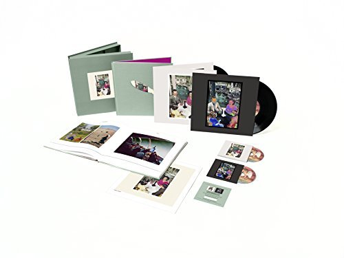 Led Zeppelin Presence (super Deluxe Edition Box) 2cd 3lp 180 Gram Vinyl W Digital Download Presence (super Deluxe Edition Box)
