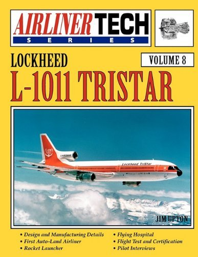 Jim Upton Lockheed L 1011 Tristar Airlinertech Vol 8
