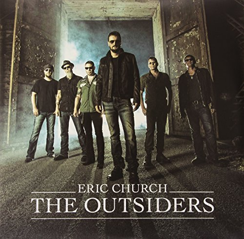 Eric Church Outsiders The Import Can