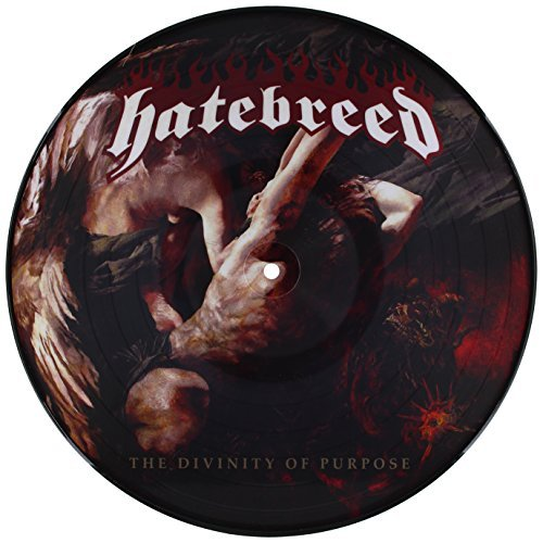 Hatebreed Divinity Of Purpose Picture Disc