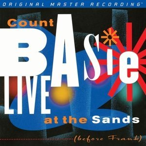 Count Basie Live At The Sands (before Fran 2 Lp