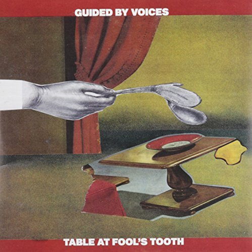 Guided By Voices Table At Fool's Tooth Pillow
