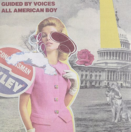 Guided By Voices All American Boy Eyesore Wiv