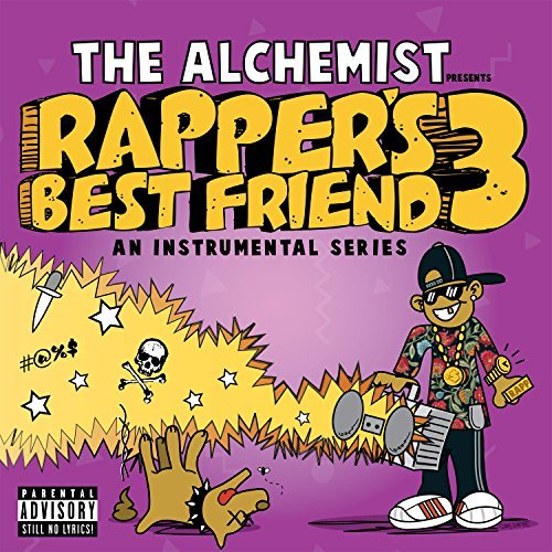 Alchemist Rapper's Best Friend 3