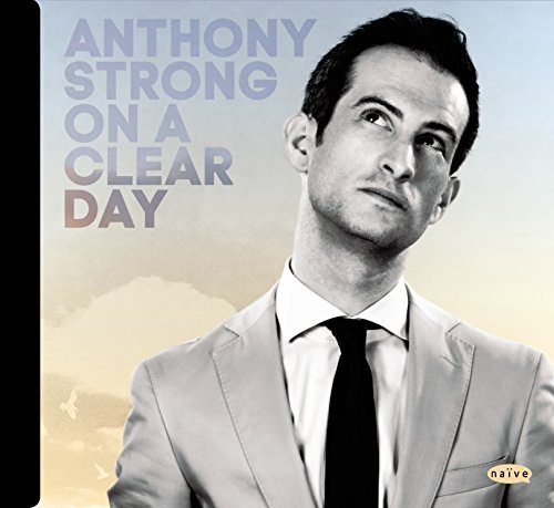 Anthony Strong On A Clear Day