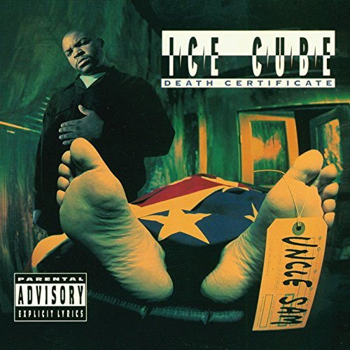 Ice Cube Death Certificate Explicit Version