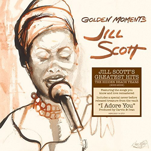 Jill Scott Golden Greatest Hits Golden Moments