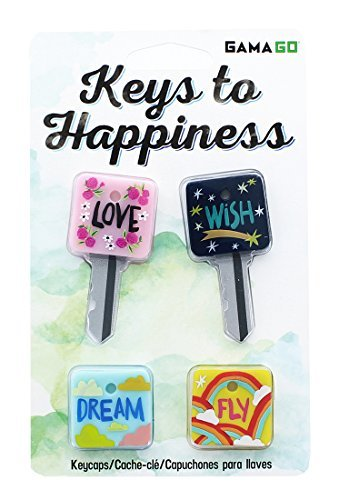 Gift Keys To Happiness Keycaps