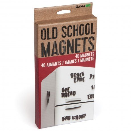 Novelty Old School Magnets