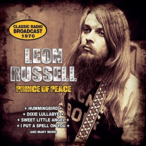 Leon Russell Prince Of Peace Radio Broadca Prince Of Peace Radio Broadca