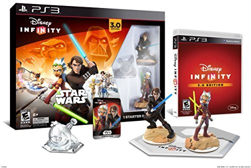 Ps3 Disney Infinity 3.0 Starter Pack