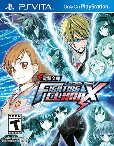 Playstation Vita Dengeki Bunko Fighting Climax